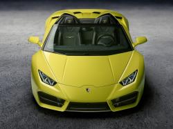 Lamborghini Huracan Spyder. Фото Lamborghini