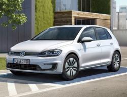 VW e-Golf. Фото VW