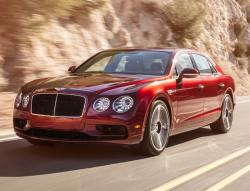 Bentley Flying Spur V8 S. Фото Bentley