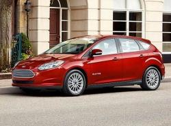 Ford Focus Electric. Фото Ford