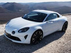 Alpine Vision Concept. Фото Renault