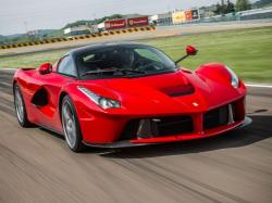 Ferrari LaFerrari. Фото Ferrari