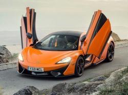 McLaren 570S Coupe. Фото McLaren