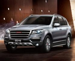 Haval H8. Фото Great Wall