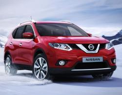 Nissan X-Trail. Фото  Nissan