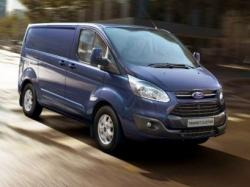 Ford Transit Custom. Фото Ford