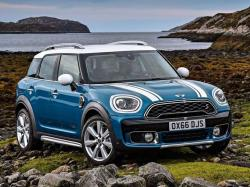 Mini Countryman 2016. Фото MINI