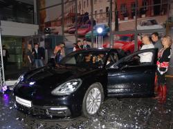 Porsche Panamera. Фото CarExpert.ru