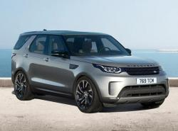 Land Rover Discovery 2016. Фото Land Rover