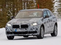 BMW X2.  Фото motor1.com