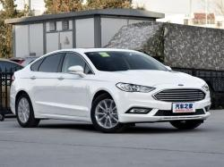 Ford Mondeo 2017. Фото Ford