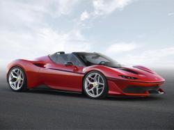 Ferrari J50. Фото Ferrari