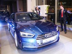 Audi A5 Coupe. Фото АвтоСпецЦентр
