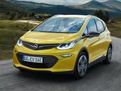 Opel Ampera-е. Фото Opel