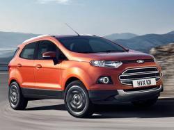 Ford EcoSport. Фото Ford