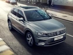 VW Tiguan 2016. Фото VW