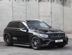 Mercedes-Benz GLC. Фото Vath
