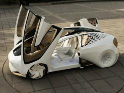 Toyota Concept-i. Фото Toyota