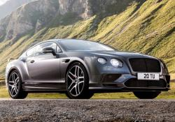 Bentley Continental Supersports 2017. Фото Bentley