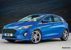 Ford Focus 2018. Фото Auto Express