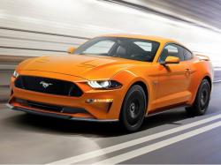 Ford Mustang 2017. Фото Ford