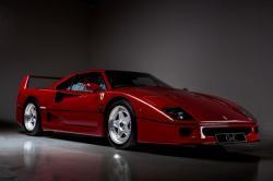 Ferrari F40. Фото GVE