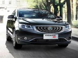 Geely Emgrand GT. Фото