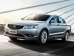 Geely Emgrand GT. Фото Geely