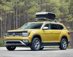 Volkswagen Atlas Weekend Edition. Фото Volkswagen