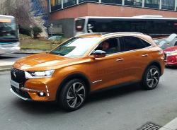 Citroеn DS7 Crossback. Фото с сайта motor1.com