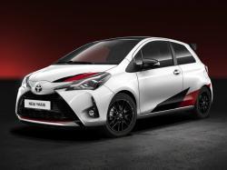 Toyota Yaris GRMN. Фото Toyota