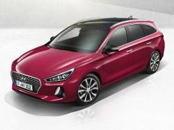 Hyundai i30 CW. Фото Hyundai