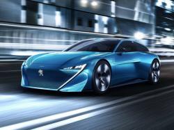 Peugeot Instinct. Фото Peugeot