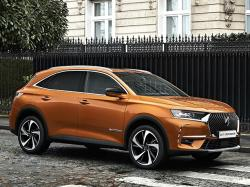 DS 7 Crossback. Фото DS 7 Crossback
