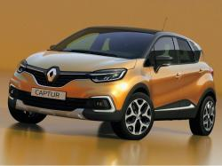 Renault Сaptur 2017. Фото Renault