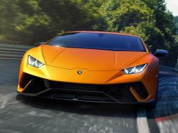 Lamborghini Huracan Perfomante. Фото Lamborghini