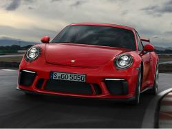 Porsche 911 GT3. Фото Porsche