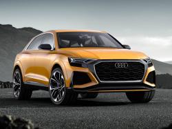 Audi Q8 Sport. Фото Audi