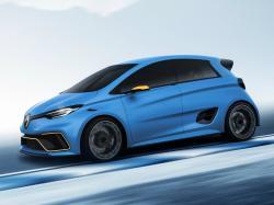 Renault Zoe e-sport. Фото Renault