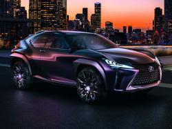 Lexus UX. Фото Lexus