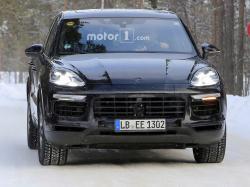 Porsche Cayenne. Фото motor1.com