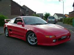 Toyota MR2. Фото www.tbdevelopments.com