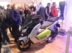 Открытие мотосалона BMW Motorrad
