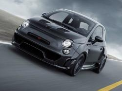 Fiat 500 Pogea Racing. Фото Pogea Racing