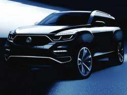 Тизер SsangYong