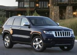 Jeep Grand Cherokee 2010. Фото Jeep