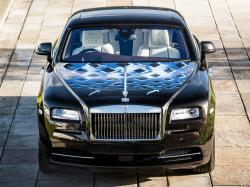 Rolls-Royce Wraith Inspired by British Music. Фото Rolls-Royce