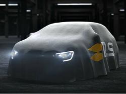Тизер Renault