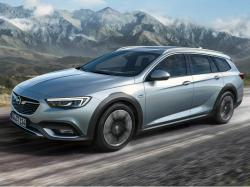 Opel  Insignia Country Tourer 2017. Фото Opel