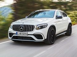 Mercedes-Benz AMG GLC 63 Coupe. Фото Mercedes-Benz